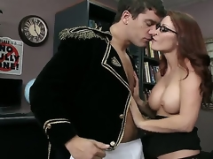 Monique Alexander is a nerdy librarian, she reads a lot of romance literature and dreams about real gentleman or real caballero who will be passionate and gentle at the same time. And it seems like Ramon is willing to make her dream to come true.