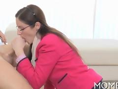 Erotic triplet fucking blowjob 2