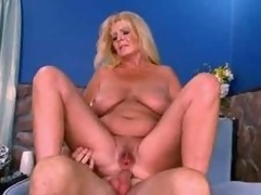 Hot mature leader curvy blonde arowyn characterless